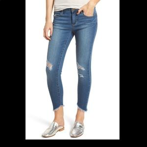 Articles of Society Sammy super distressed jeans